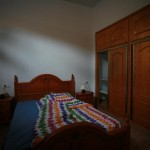 Finca Apt Master bed